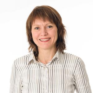 Dietisten Jenny Bergwall