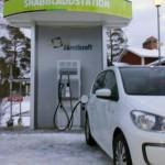 Klimatteknik för snabbladdare