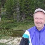 Innovationsstrategi författaren Erik Sandström vid Erik Lindbergstjärnen