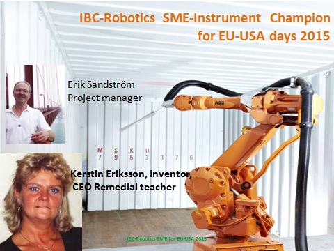 IBC-Robotics innovationsstrategi