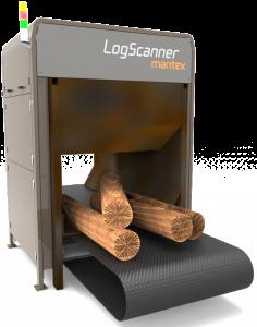 Log Scanner är en av flera Mantex produkter för miljö och ekonomi